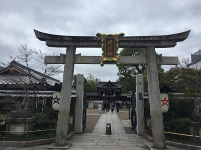 有名人も多くお参りする神社