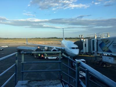 中南米旅行での乗り継ぎが便利なパナマシティーの空港です。