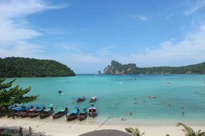 ピピ島 マヤベイ以上に綺麗?!私のおすすめビーチ