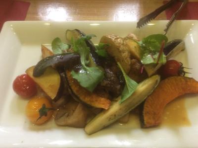 素敵なシェフが作る、美味しい洋食!