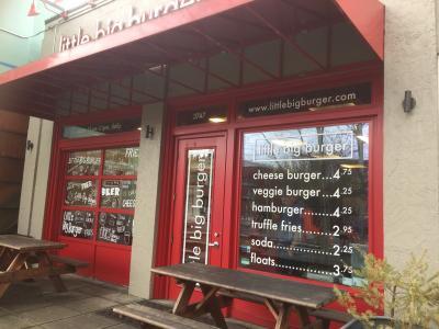 ミシシッピ通りのお店に。おいしくてフレンドリー