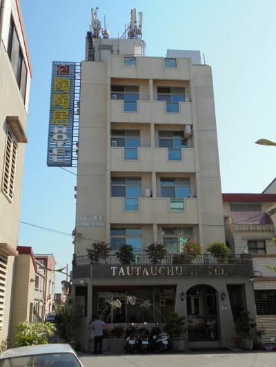 花蓮駅からわりと近い便利なホテル