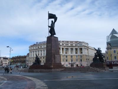 社会主義を感じる広場