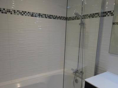 バスタブ、シャワー使えました