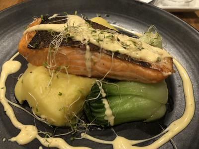 ホテルレストランのおすすめのお魚