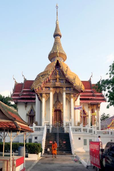 立地の良い寺院