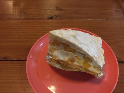 チェンマイで一番美味しいマンゴーチーズケーキ