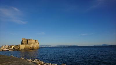 カプリ島やソレント半島も見渡せます
