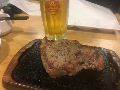 やっぱり「ステーキ」が好きです