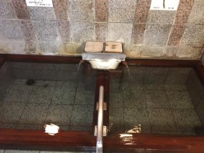 ひっそりと佇む「四万温泉 上之湯」