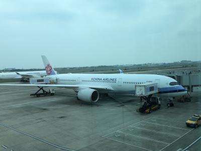 A350のビジネスクラス