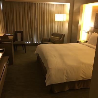 セキュリティ、アクセス、清潔感ともに良いホテルです