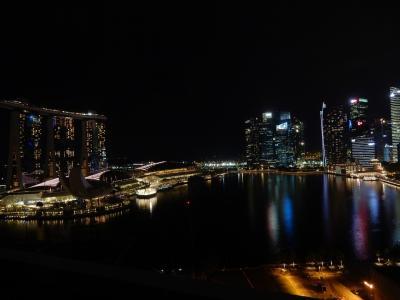 眺望が素敵な子連れでも楽しめる都市型ホテル。