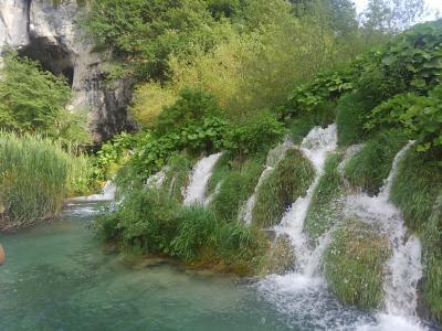 癒しの森と湖 プリトヴィッツエ湖群国立公園