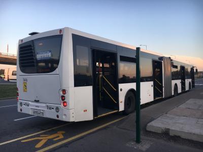 S1のバス