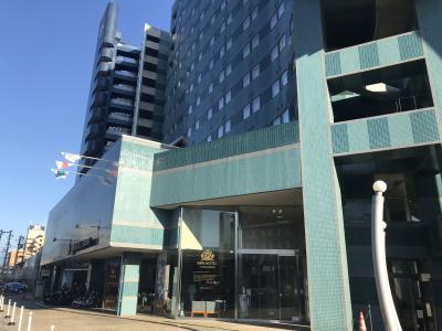 富山駅前で便利なホテル