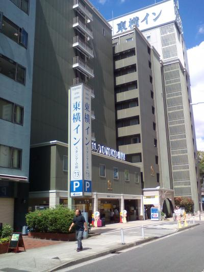 横浜球場前で中華街に近い。