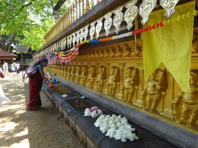 お釈迦様が訪れた寺院