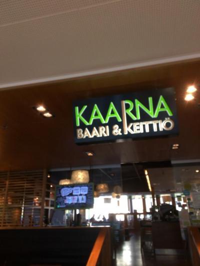 フィンランド料理が気楽に食べれるお店でした。