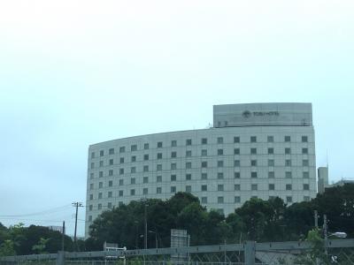 成田空港から1番近いホテル! 部屋もまあまあです。