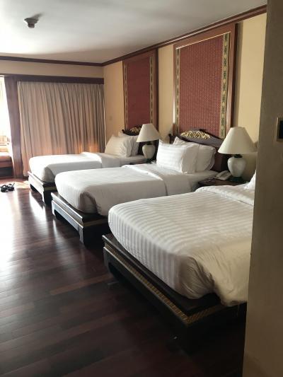 観光拠点としてとてもいいリゾートホテル