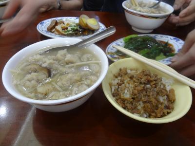 まさに台湾の味