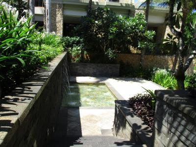 きれいな庭園