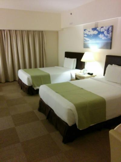 レオパレスリゾートグアムのお部屋です。