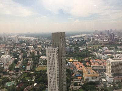 高層階からの眺めがよかった