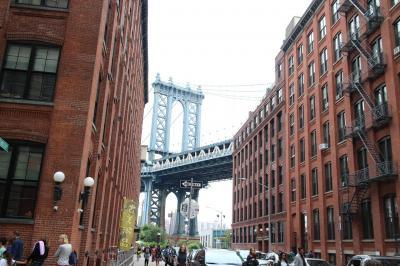 マンハッタンとはまた違ったニューヨーク