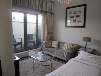 素晴らしいお部屋でした。機会があればまた宿泊したいです。
