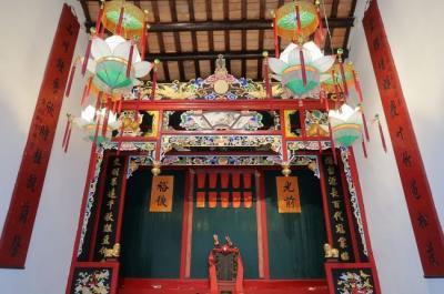 (香港)客家圍村を再利用した博物館 3度目の訪問 展示が増えていました