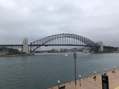 シドニーの象徴的な橋