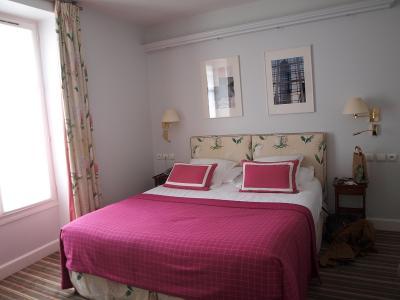 パリらしい可愛いホテル
