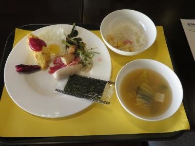 日本食も結構ありました