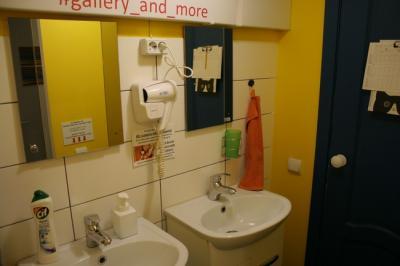 洗面台・右トイレ