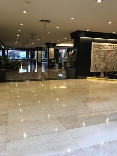 バリのビジネスホテル