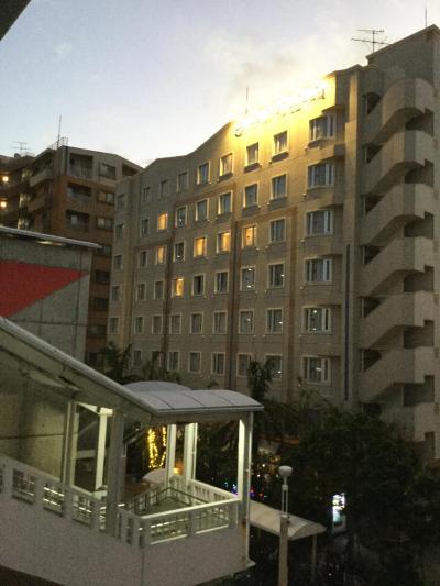 那覇空港から1番近いホテルです!