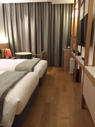 2017年6月オープンの綺麗なホテル