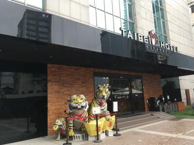 台北駅から徒歩圏で便利の立地です。