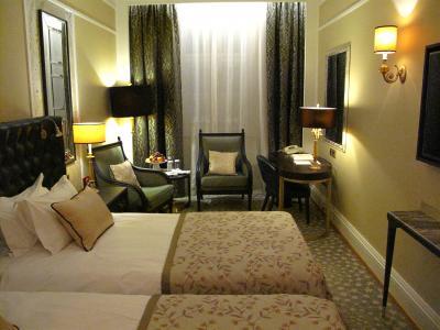 心地よいホテル