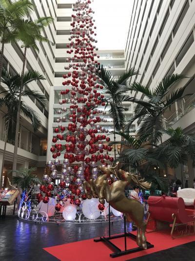 今年もクリスマスに滞在しました