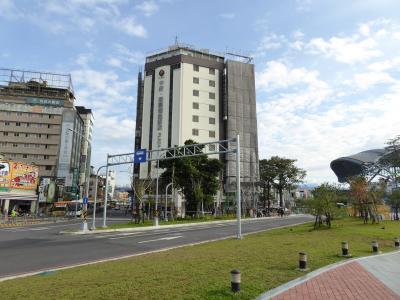 台中駅前のビジネスホテル