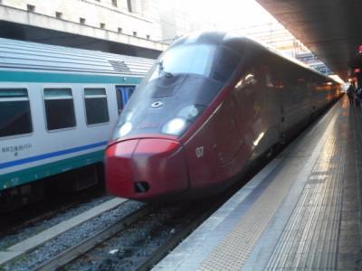 イタリアの新幹線