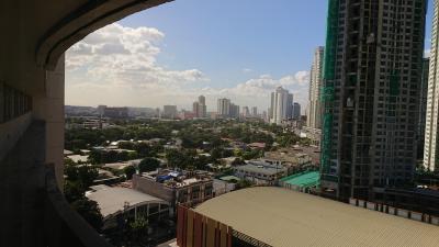12階からの眺望