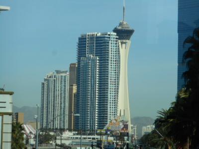ラスベガスのタワー