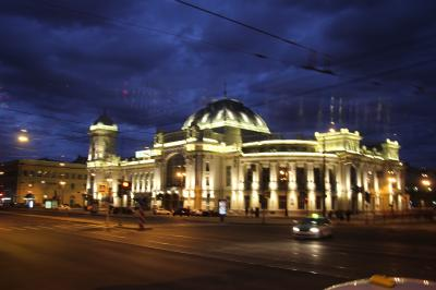 ロシア最古の駅