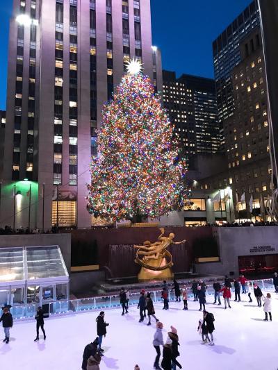 クリスマスツリーは必見