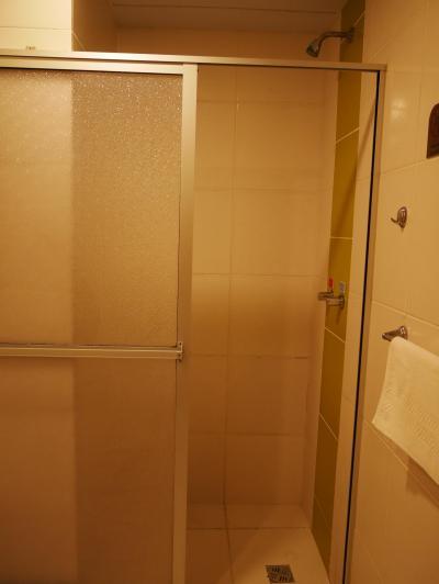 シャワーはお湯出にくい。水回りは貧相。地域柄仕方ない。