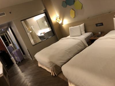 ホテル内はどこもきれいで清潔です